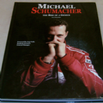 Michael Schumacher rise of a genius by Luc Domenjoz book